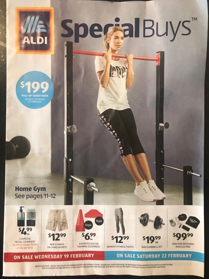 Aldi Australia Catalogue Wednesday 19 February & Saturday 22 February 2020