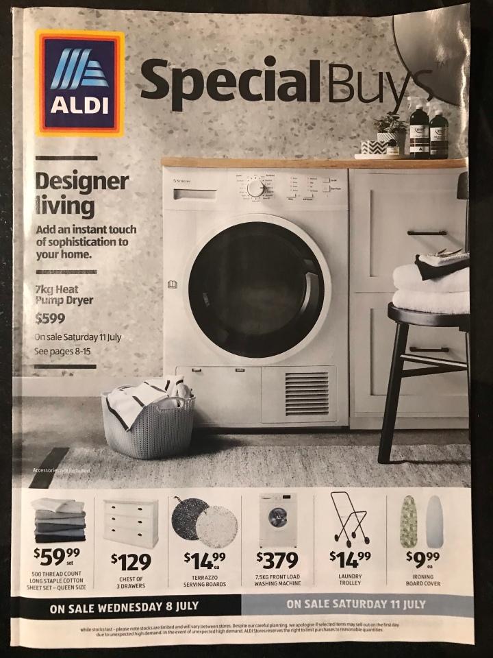 Aldi Australia Catalogue Wednesday 8 July & Saturday 11 July2020