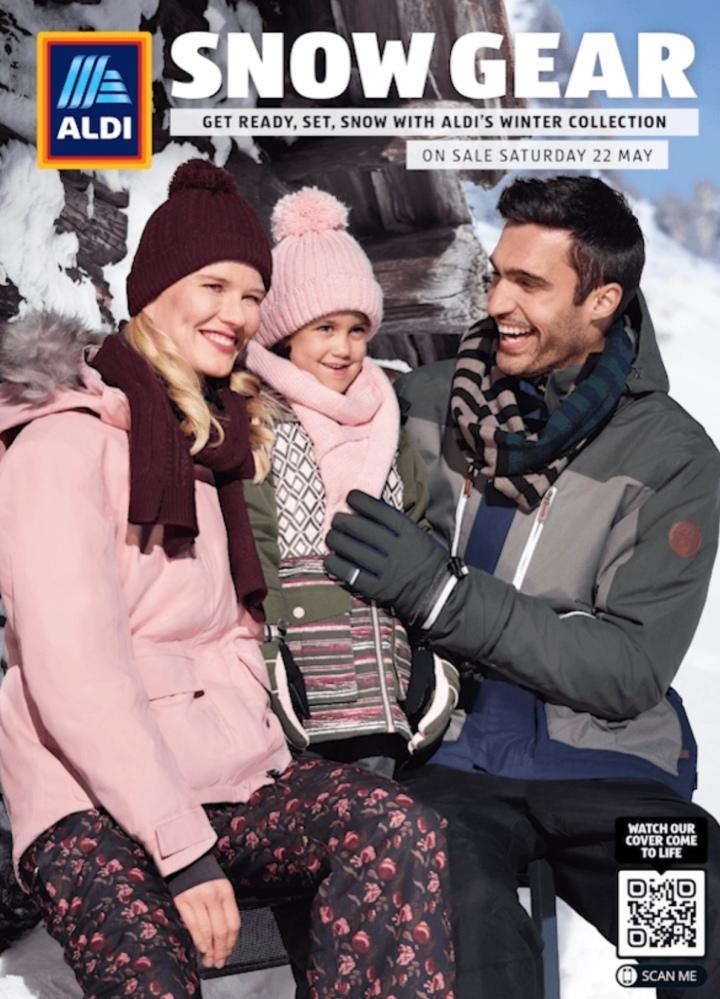 Aldi Australia Catalogue (Snow Sale) Saturday 22 May2021